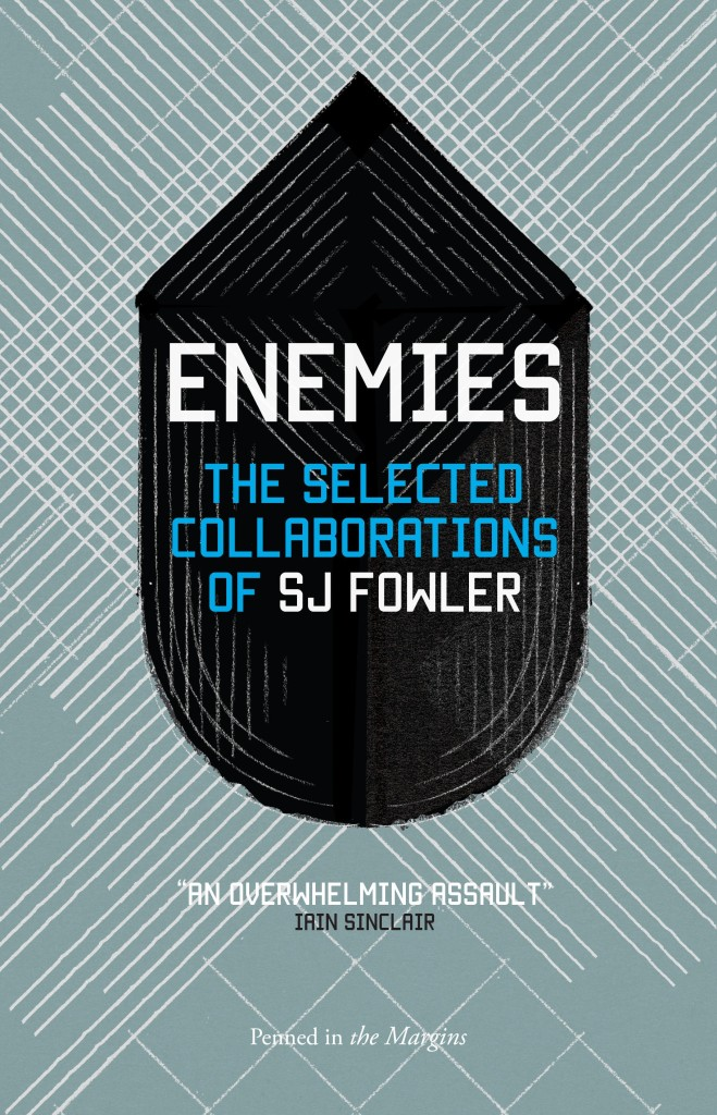 SJ Fowler Enemies cover