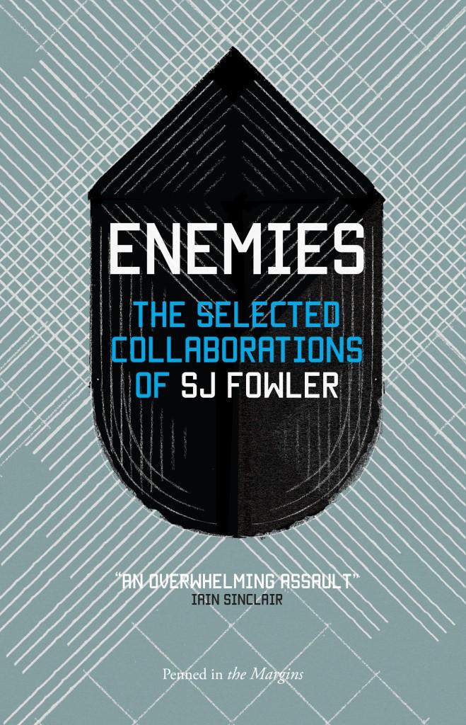 SJ Fowler Enemies cover