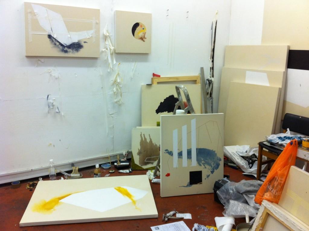 Trevor Kiernander studio 1