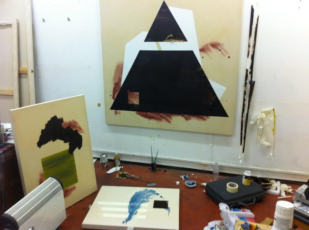 Trevor Kiernander studio 3