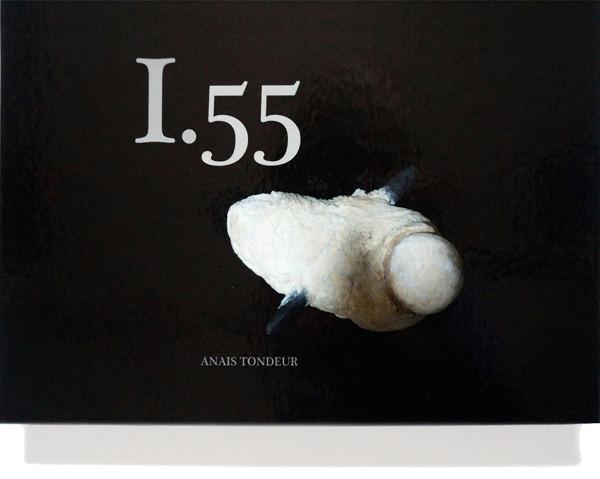 Anais Tondeur, I.55 book GV Art