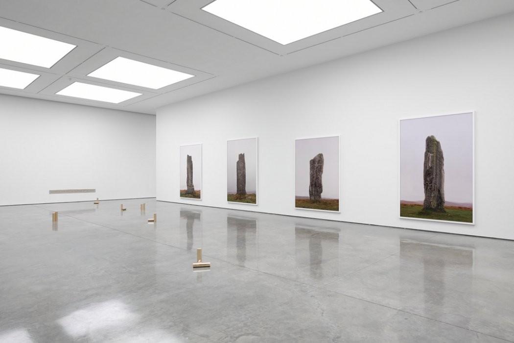 Darren Almond, White Cube installation shot