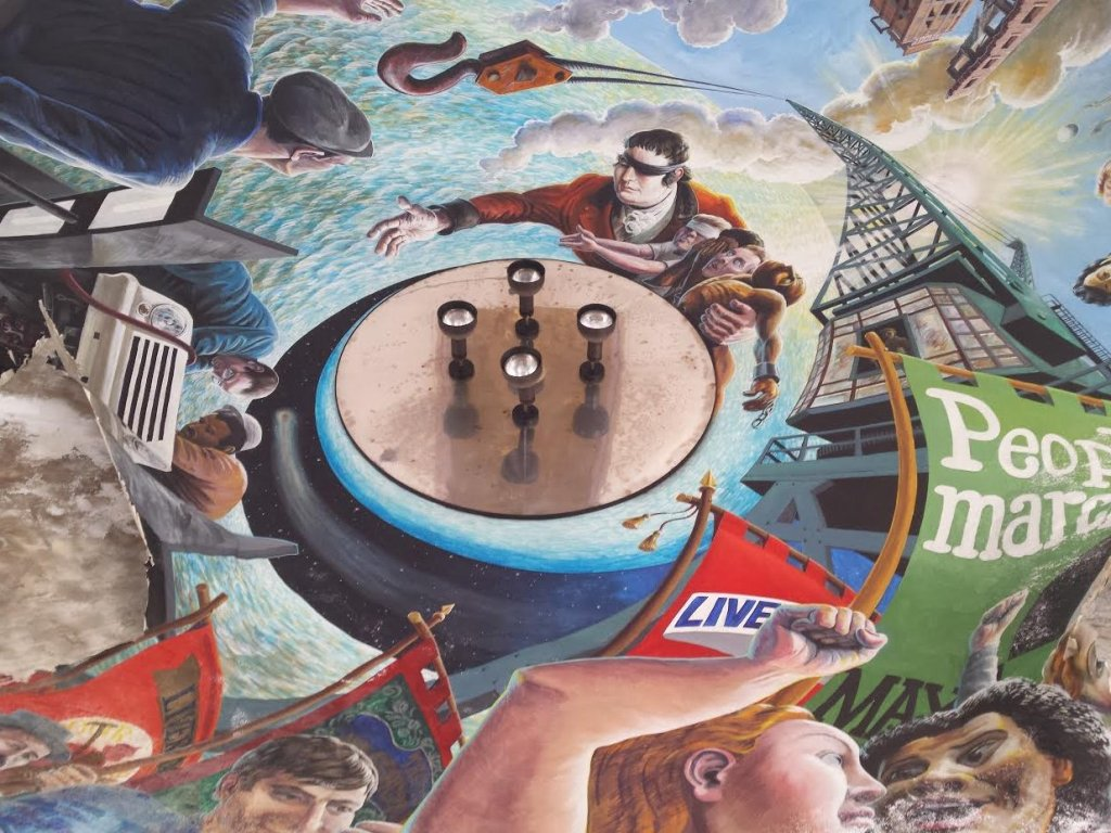Liverpool mural