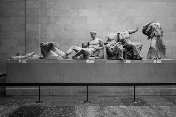 Parthenon (Elgin) Marbles