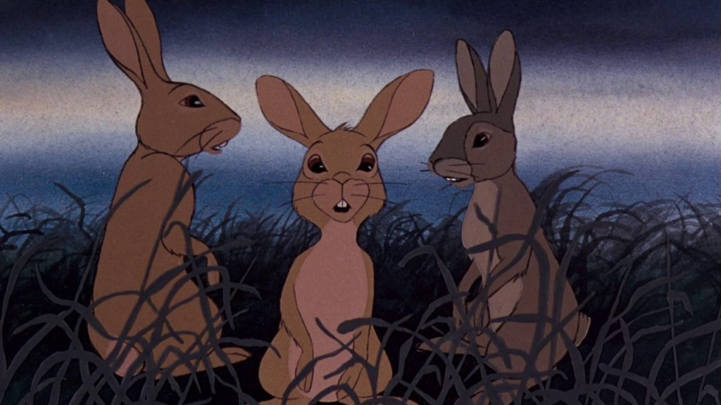 Watership Down rewilding
