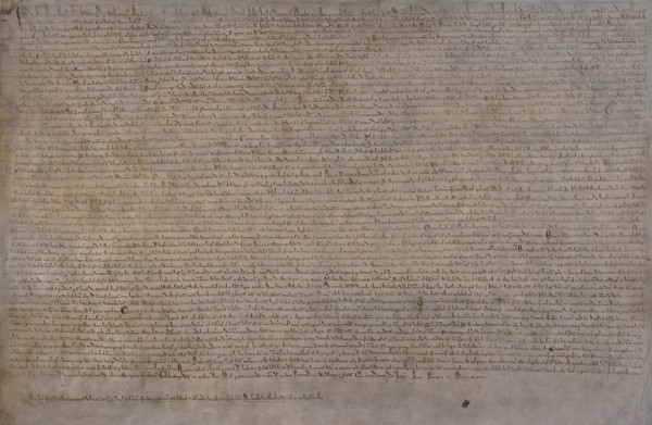 Magna Carta, British Library