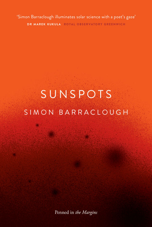 Simon Barraclough Sunspots cover