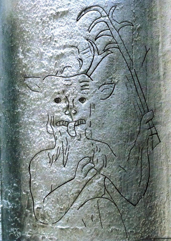 beachamwell demon