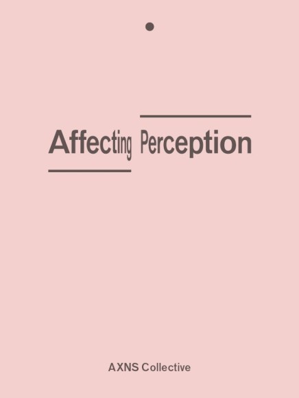 AXNS Collective, Affecting Perception