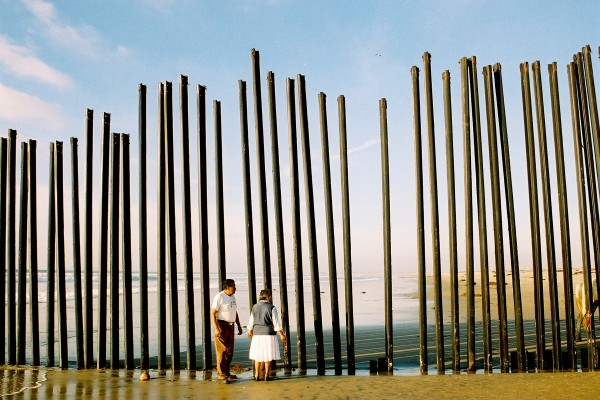 David Ludwig, Mexico border