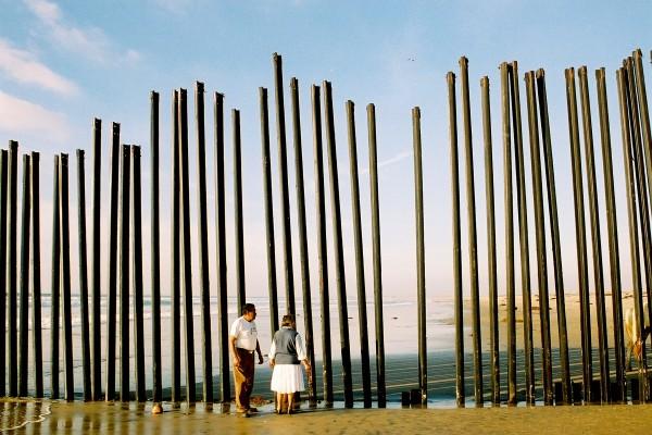 David Ludwig, Mexico border