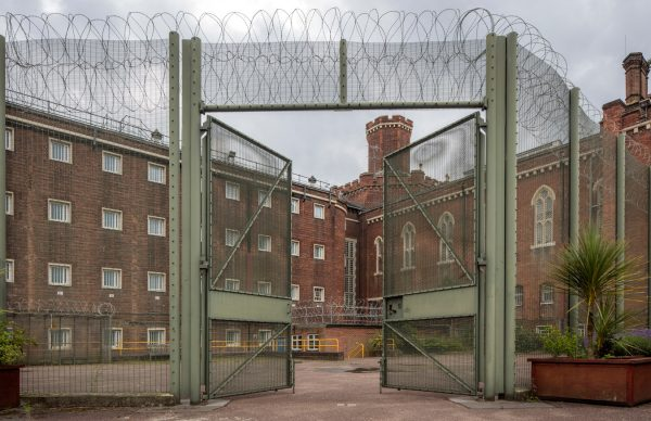 Reading Prison, exterior image