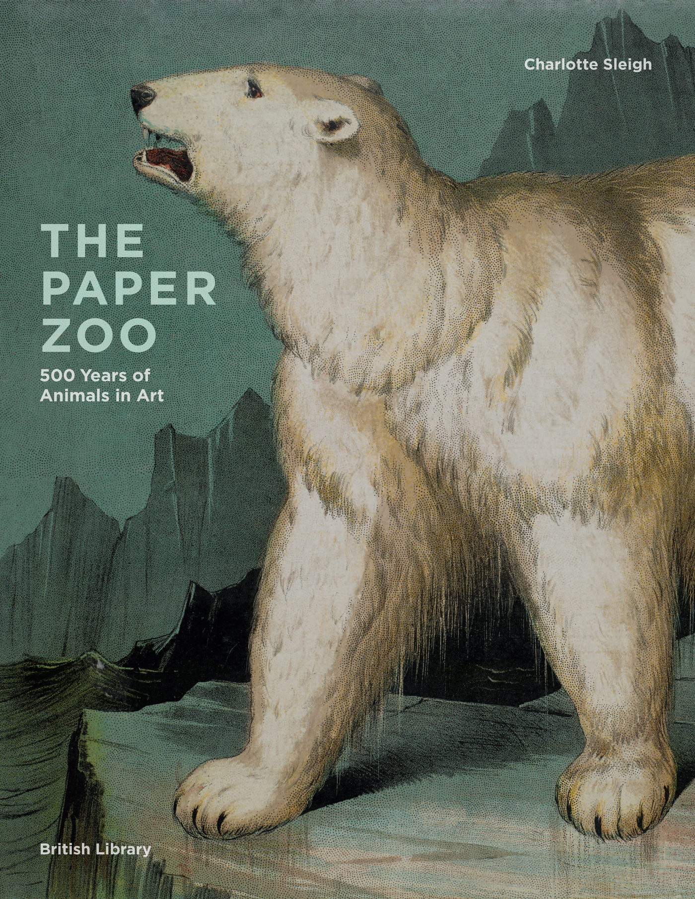 The Paper Zoo cover