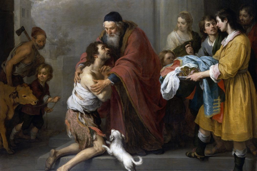 Bartolomé Esteban Murillo, The Return of the Prodigal Son