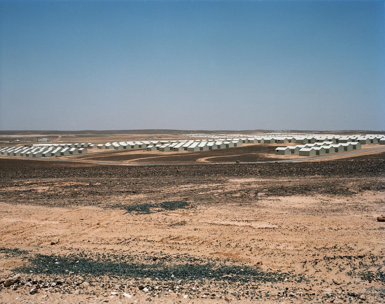 Anne-Marie Filaire_Camp de refugies syriens_Azraq_Jordanie_juin 2014