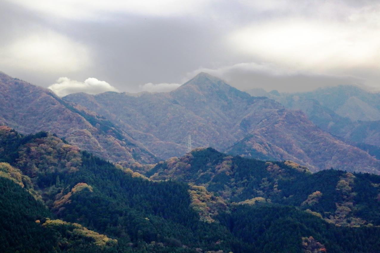 Mount Mitsumine