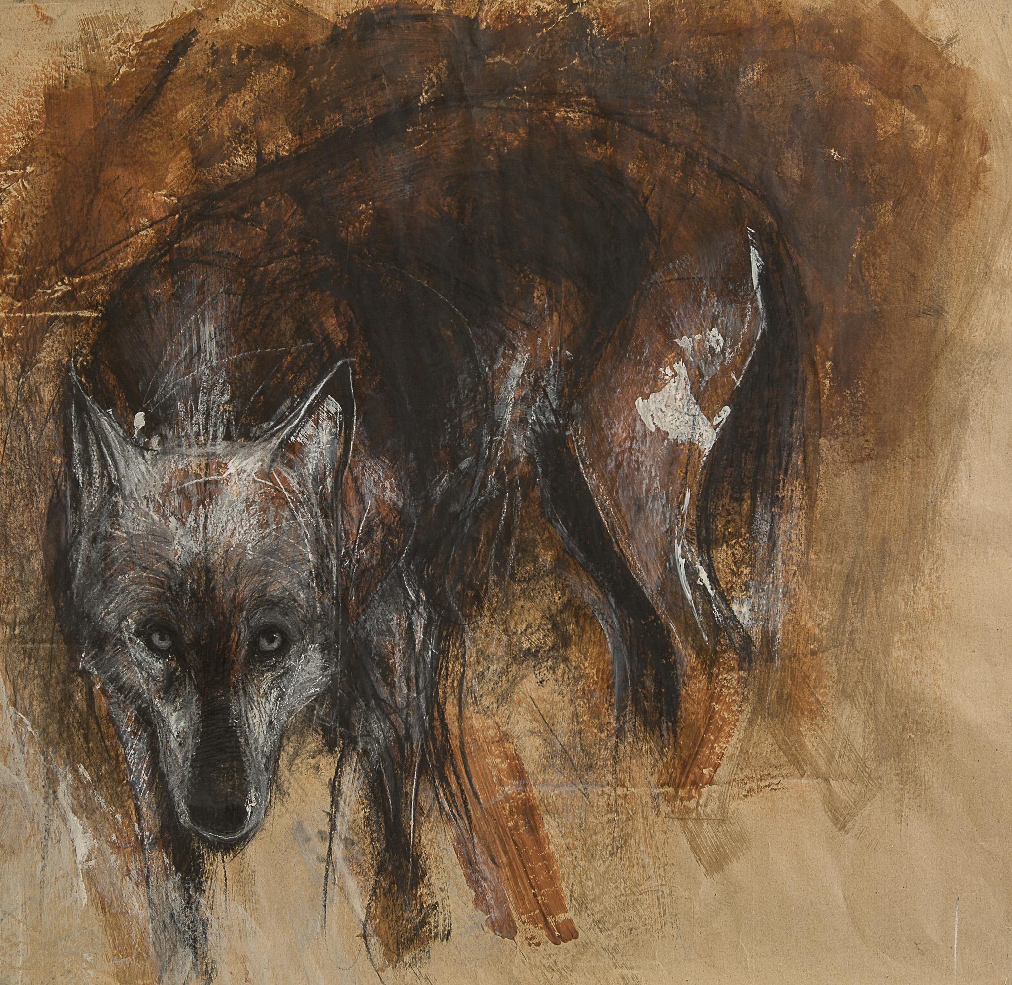 Louise Pallister wolf