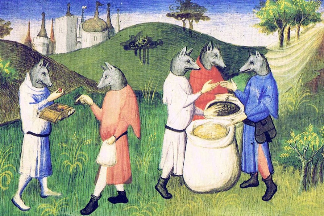 Wolf Yollez