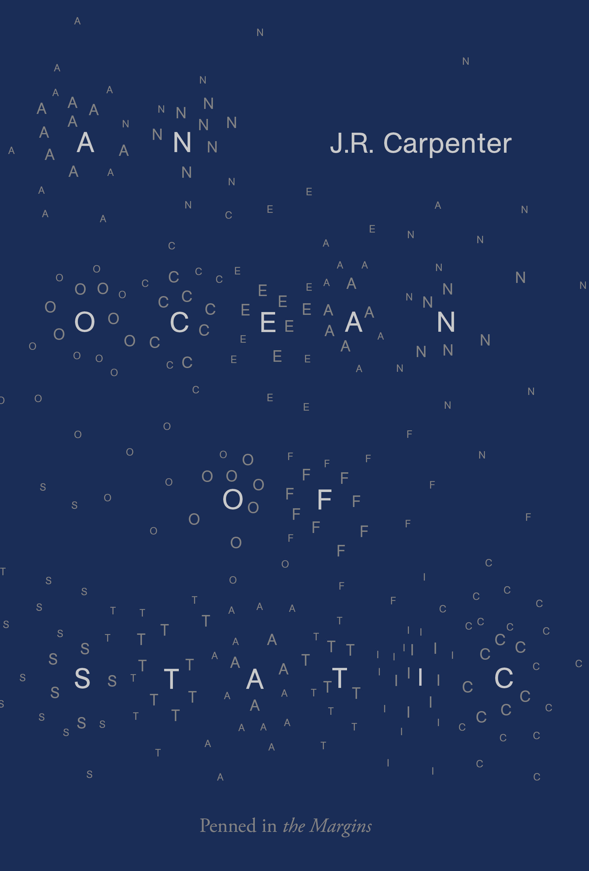 JR Carpenter, An Ocean of Static