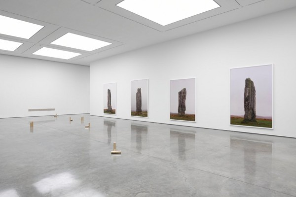 Darren Almond, White Cube installation shot