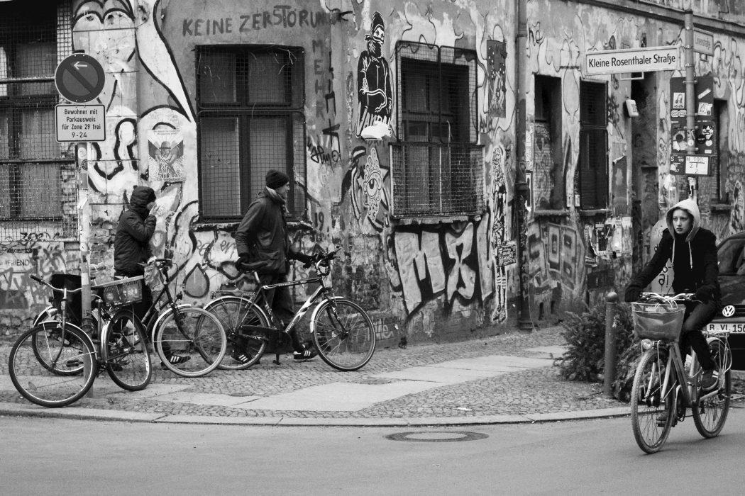 Berlin Feb by FINN LAFCADIO